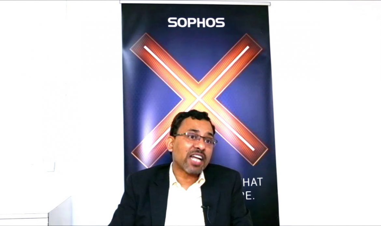 Sunil Sharma, Managing Director- Sales, Sophos India