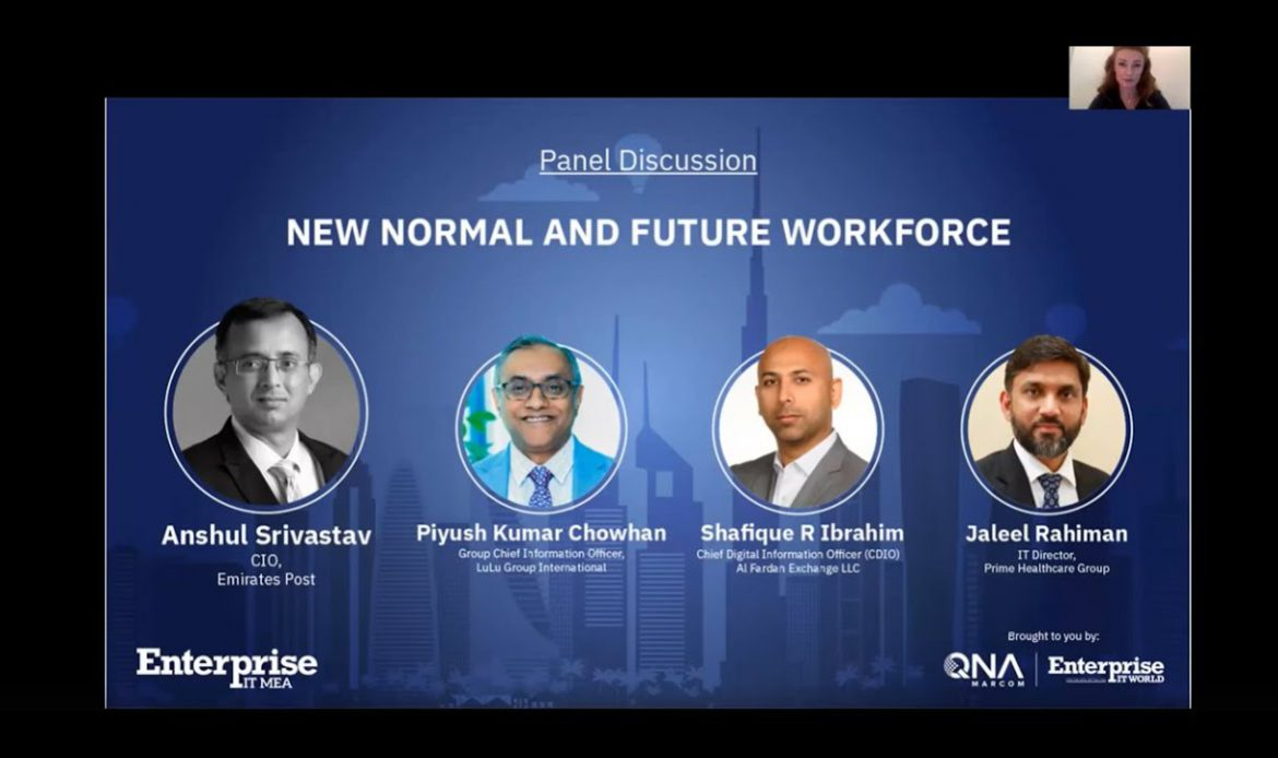 Panel Discussion: New Normal and Future Workforce