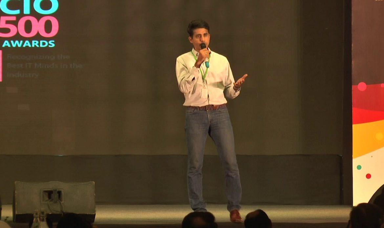 Rohit Adlakha, CDO, CIO & Global Head, Wipro Holmes (Wipro Ltd.)