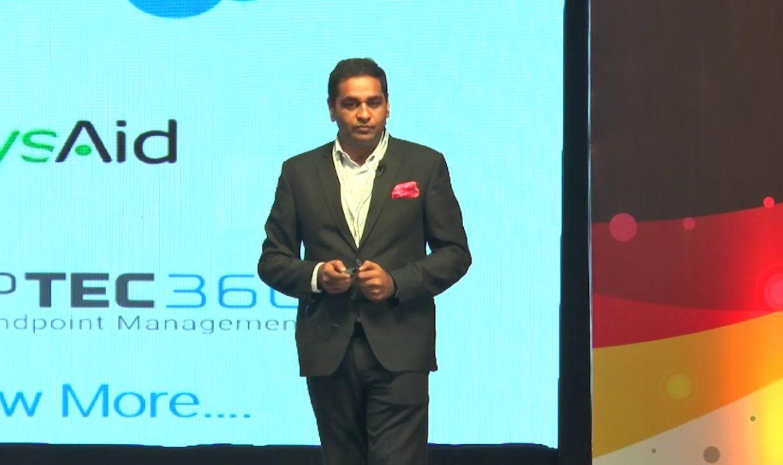 Keynote Address by Gautam Goswami, CMO, Teamviewer