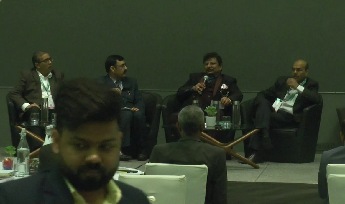 Panel discussion on DIGITAL TRANSFORMATION IN MANUFACTURING at CIO500