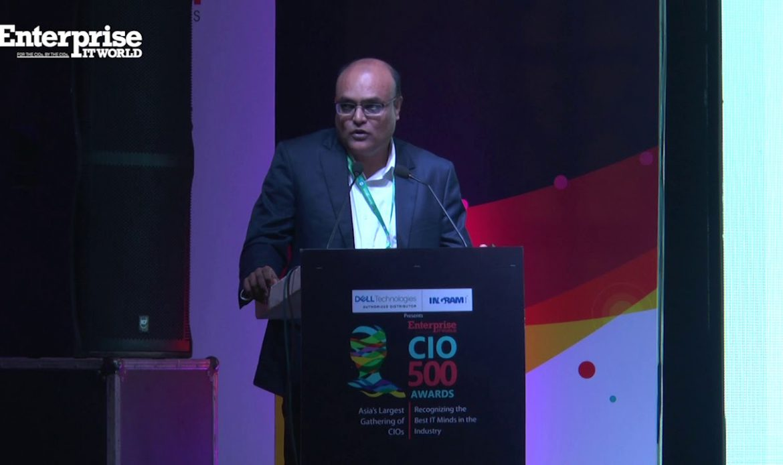 Rao Poduri, CIO & CDO, Greaves Cotton