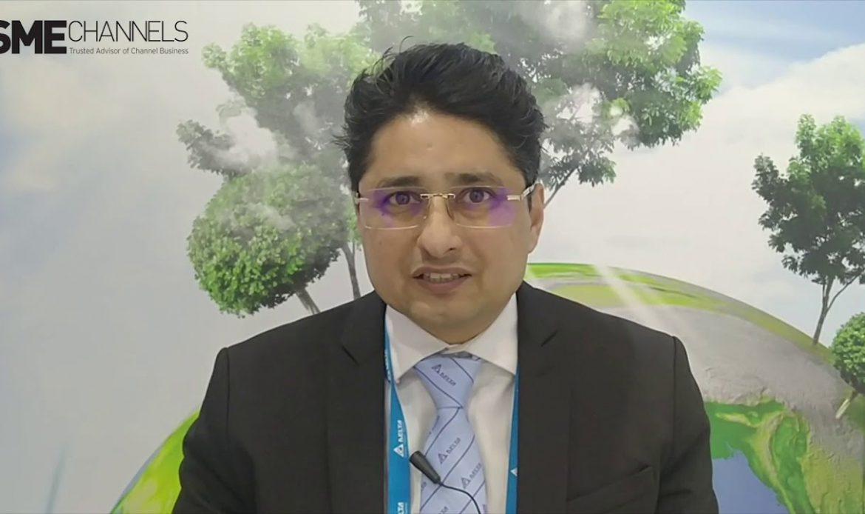 Deepak Singh Thakur, Business Head, Delta MCIS – India