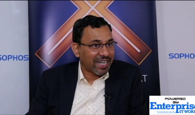 Sunil Sharma, Managing Director, Sales, Sophos