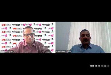 Sharad Kumar Agarwal, Head – IT, JK Tyres & Industries Ltd