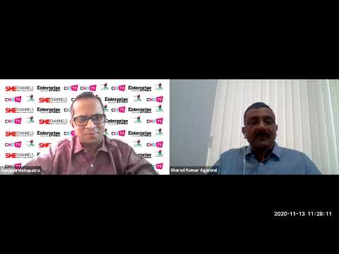 Sharad Kumar Agarwal, Head – IT, JK Tyres & Industries Ltd