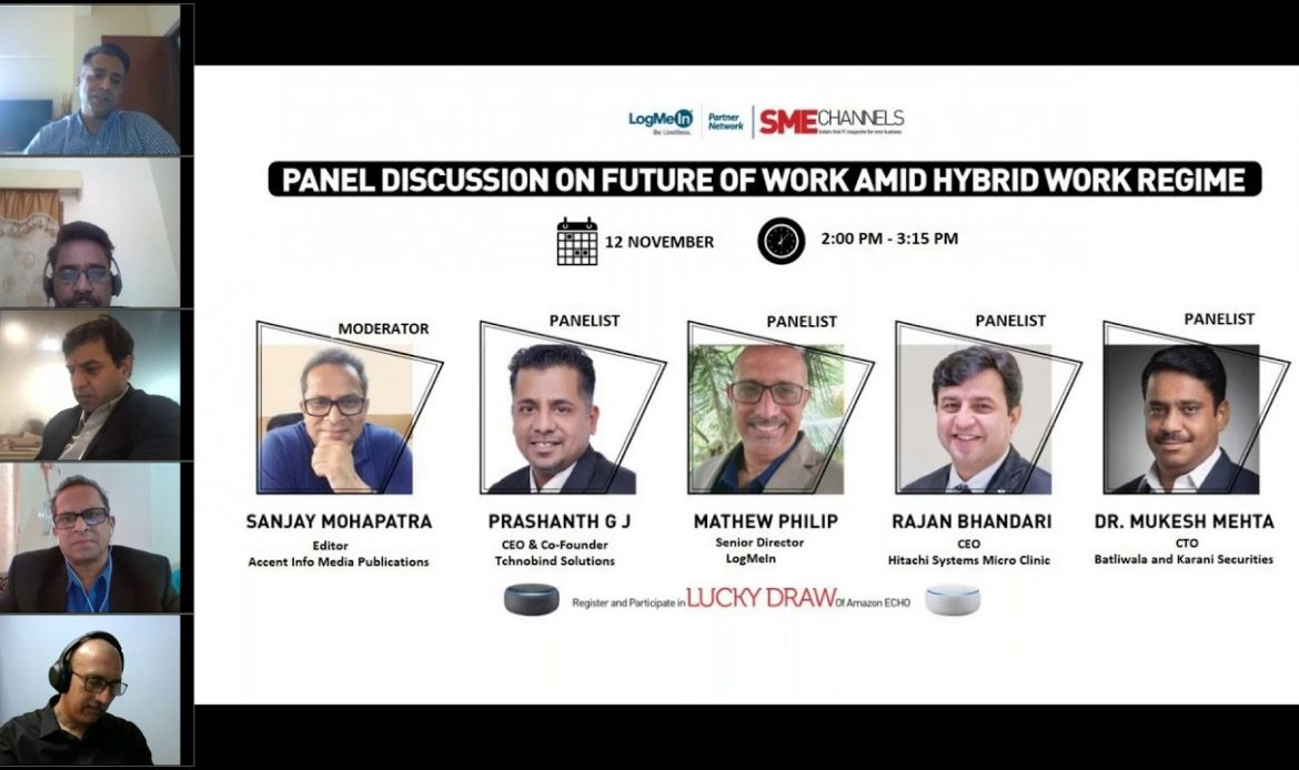 """Panel Discussion: """"Future of Work amid Hybrid Work Regime"""""""