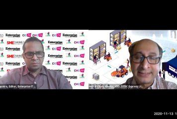 Mrinal Chakraborty, CIO, DTDC Express Ltd.