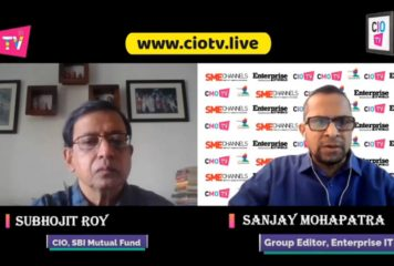 Subhojit Roy, CIO, SBI Mutual Fund