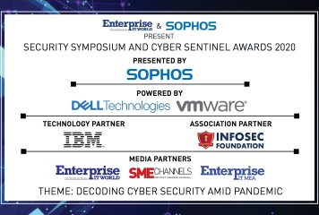 Cyber Security Symposium and Cyber Sentinel Awards 2020.