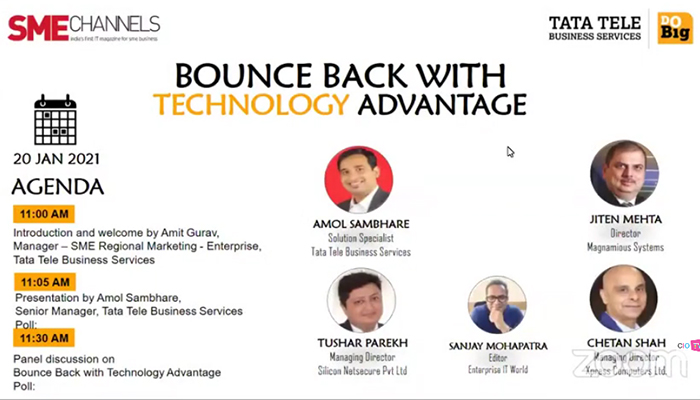 Bounce Back with Technology Advantage