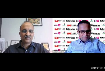 Dhaval Mankad, Vice President IT, Havmor Ice Cream Private Limited,