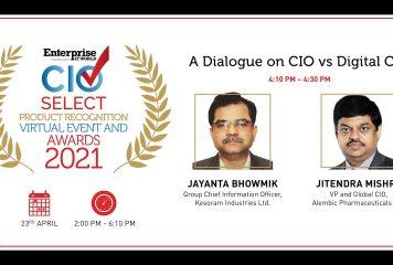 CIO Select Awards 2021: A dialog on CIO vs Digital CIO